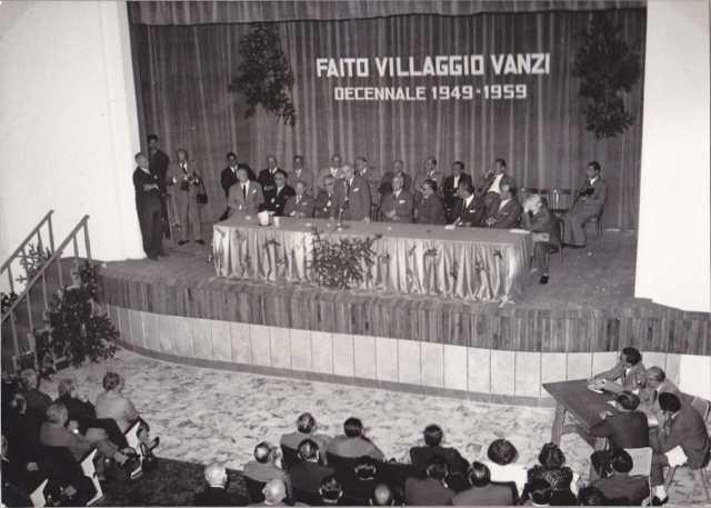 Decennale del villaggio