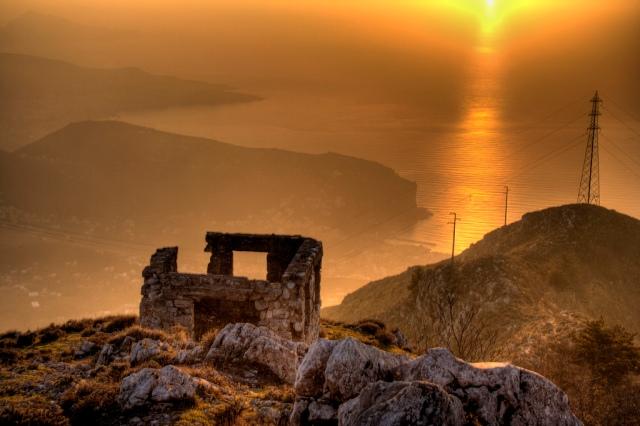tramonto giallo da gigino grande