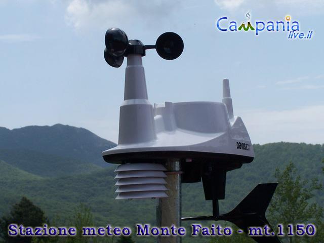 Stazione meteo Monte Faito   Pro Faito Onlus   Canonab di Dario Russo